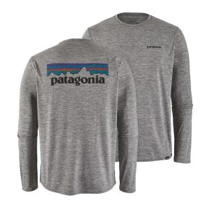 Patagonia Long-Sleeved Capilene® Cool Daily Graphic Shirt Herr