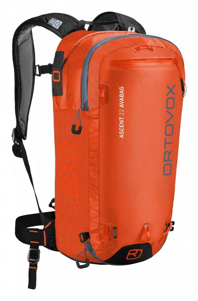 Ortovox Ascent 22 Avabag incl. kit