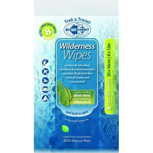 Sea To Summit Wilderness Wipes 8-pack