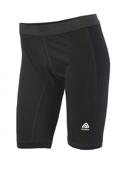 Aclima Warmwool Long Shorts W/Windstopper Dam
