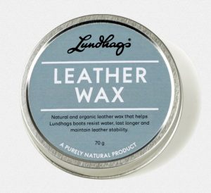 Lundhags Leather Vax