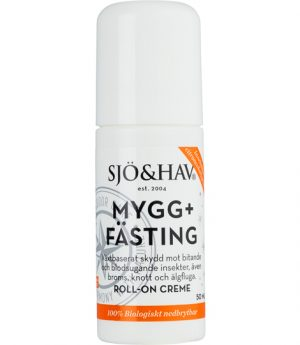 Sjö & Hav Mygg + Fästing Roll-On Creme