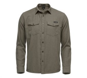 Black Diamond Sentinel ls flannel shirt Herr