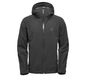 Black Diamond Stormline Stretch Rainshell Herr
