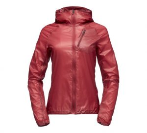 Black Diamond Distance Wind Shell Jacket Dam