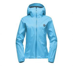Black Diamond Stormline Stretch Rain Shell Jacket Dam