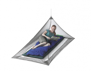 Sea To Summit Mosquito Net Nano 1 Pers. Black