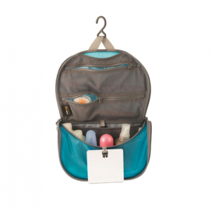 Sea To Summit Travellight Toiletry Hanging Bag Small Blue/Grey