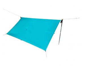 Sea To Summit Poncho 15d Ultrasilicone Tarp 145x265cm Blue
