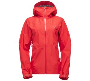 Black Diamond Liquid Point Shell Jacket Dam
