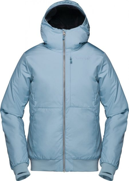 Norröna Røldal insulated hood Jacket Dam
