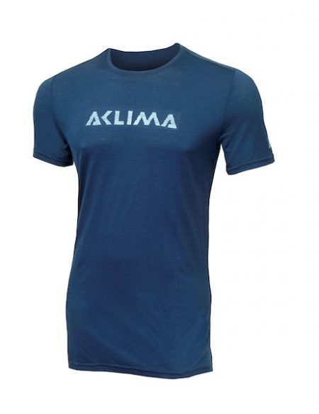 Aclima Lightwool T-Shirt With Logo Herr