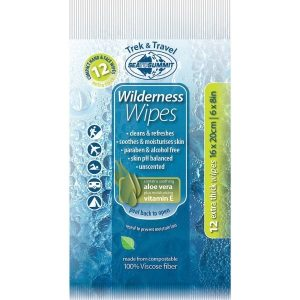 Sea to Summit Wilderness Wipes 12-pack