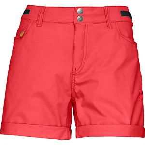 Norröna Svalbard Light Cotton Shorts Dam