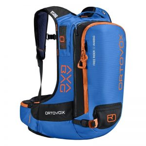 Ortovox Free rider 22 S Avabag inkl. Kit – Safety Blue