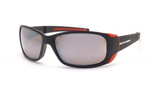 Julbo Montebianco Spectron 4 Matt Black/Red