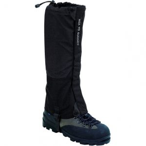 Sea To Summit Gaiters Alpine Event Xlarge Black