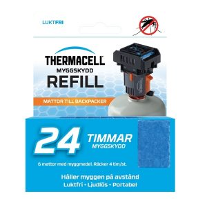 Thermacell Backpacker Myggskydd Refill