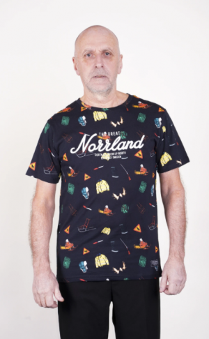 The Great Norrland T-shirt