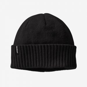 Patagonia Brodeo Beanie – Black – All