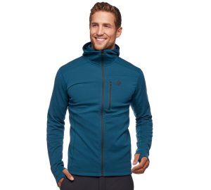 Black Diamond M's Coefficient Fleece Hoody