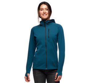 Black Diamond W's Coefficient Fleece Hoody