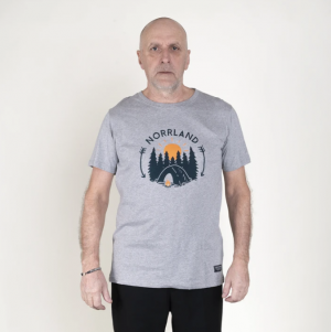 Sqrtn Sunrise T-shirt