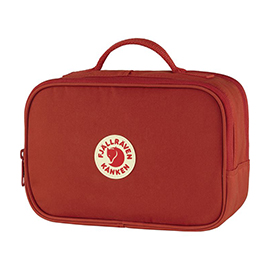 Fjällräven Kånken Toiletry Bag – True Red